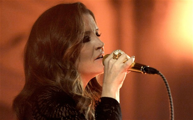 LisaMariePresley bush hall uk